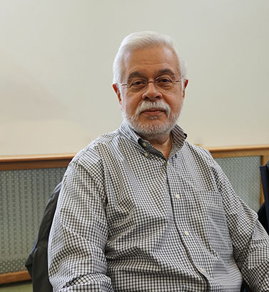 Alfredo Ahumada, SAGE Bronx participant