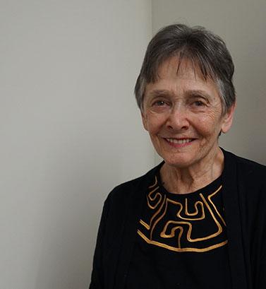 Ellen Ensig-Brodsky, SAGE participant