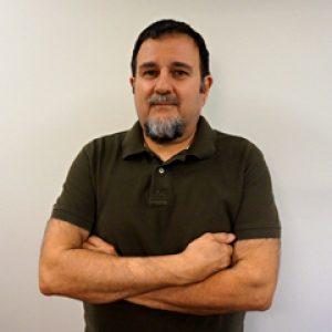 Joseph Petrillo, Facilities Maintenance Coordinator