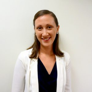 Kara Sprague, Assistant Director of Program Development & Evaluation