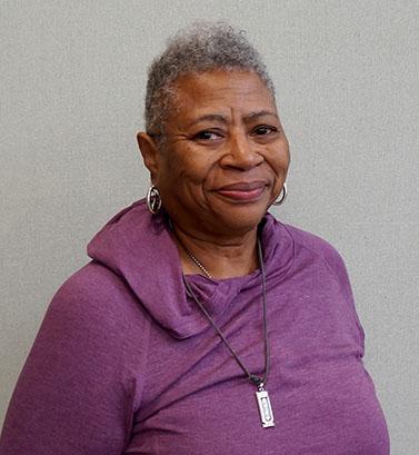 Nora-Ann Thompson, SAGE Harlem participant