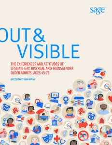 [Executive Summary] Out & Visible: The Experiences and Attitudes of Lesbian, Gay, Bisexual and Transgender Older Adults, Ages 45-75