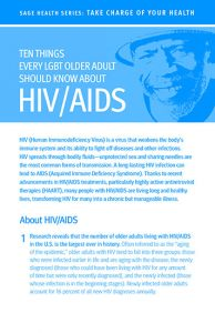 Ten Things Every LGBT Older Adult Should Know About HIV/AIDS