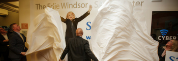 Dedication of Edie Windsor SAGE Center