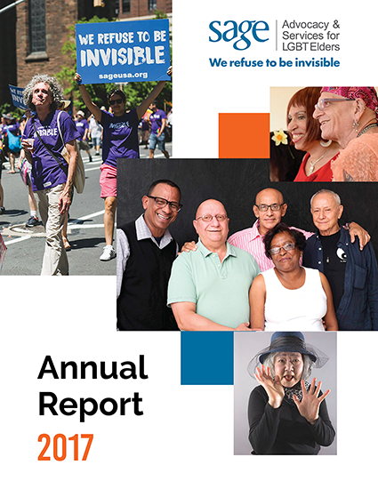 SAGE: Annual Report 2017