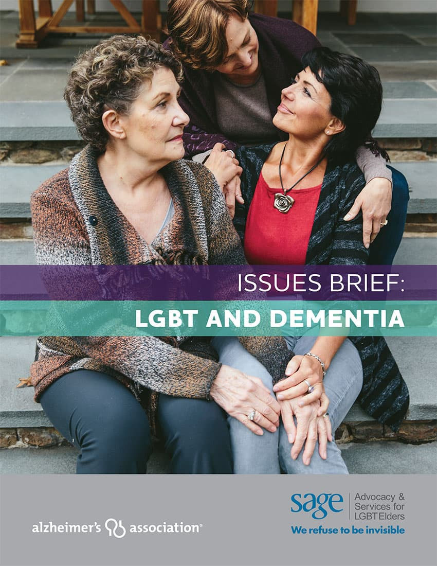 Issues Brief: LGBT and Dementia
