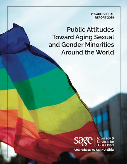 Public Attitudes Toward Aging Sexual and Gender Minorities Around the World