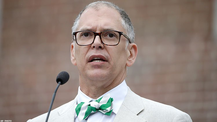 Jim Obergefell at microphone