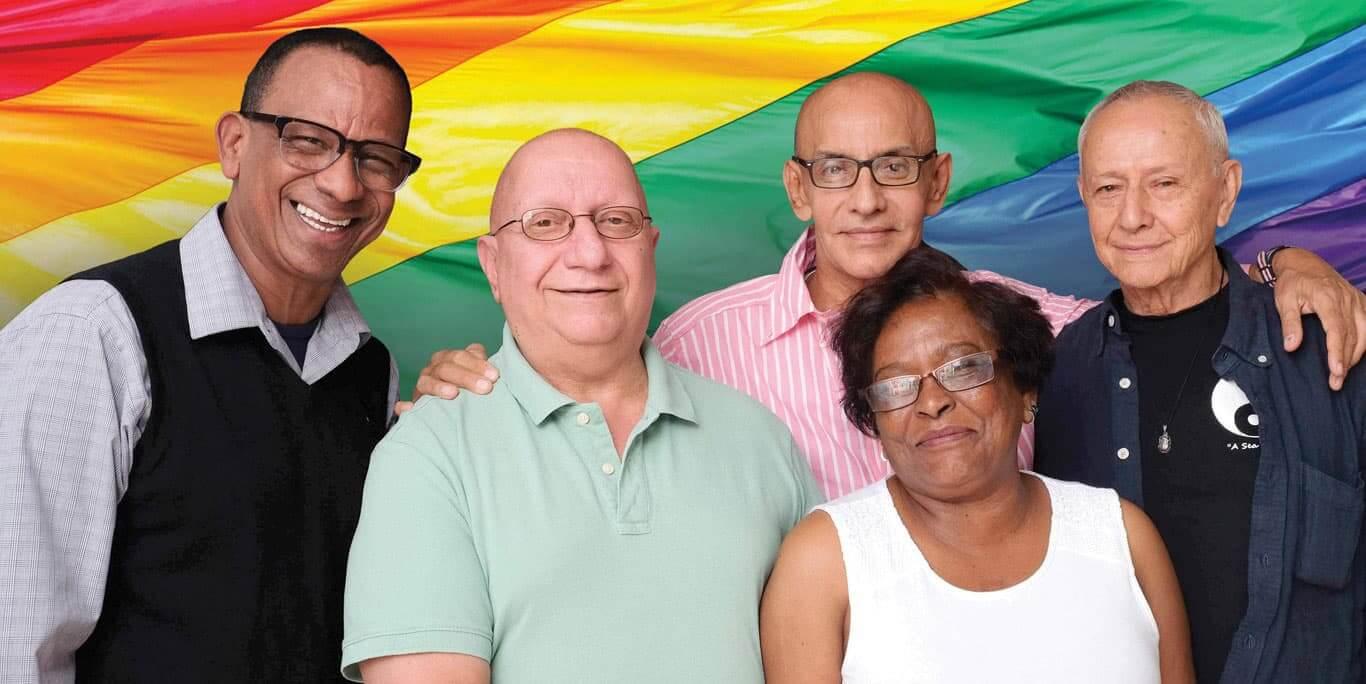 Gay elder care centers