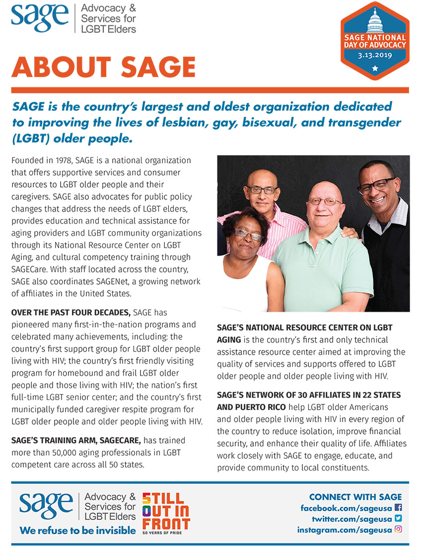 About SAGE