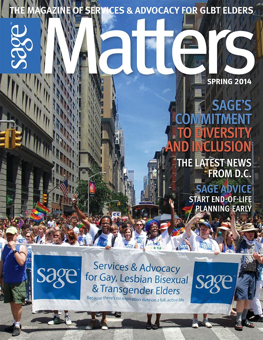 SAGEMatters: Spring 2014