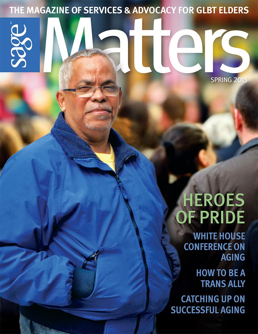 SAGEMatters: Spring 2015