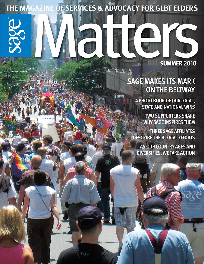SAGEMatters: Summer 2010