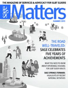 SAGEMatters: Summer 2013