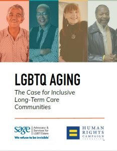 LGBTQ Aging: The Case for Inclusive Long-Term Care Communities