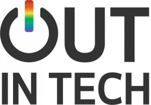 OUT IN TECH logo