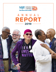SAGE: Annual Report 2019