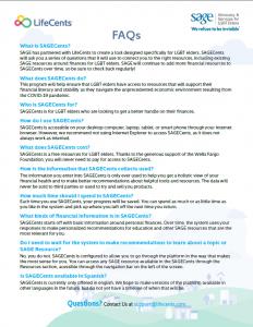 SAGECents FAQ