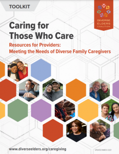 Caring For Those Who Care Toolkit