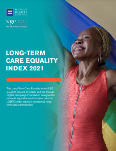 Long-Term Care Equality Index 2021